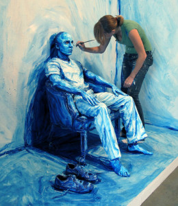 Alexa Meade's Painted People