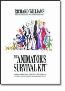 """The Animator's Survival Kit"" By Richard Williams"