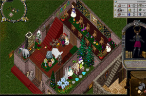 Player housing in Ultima Online
